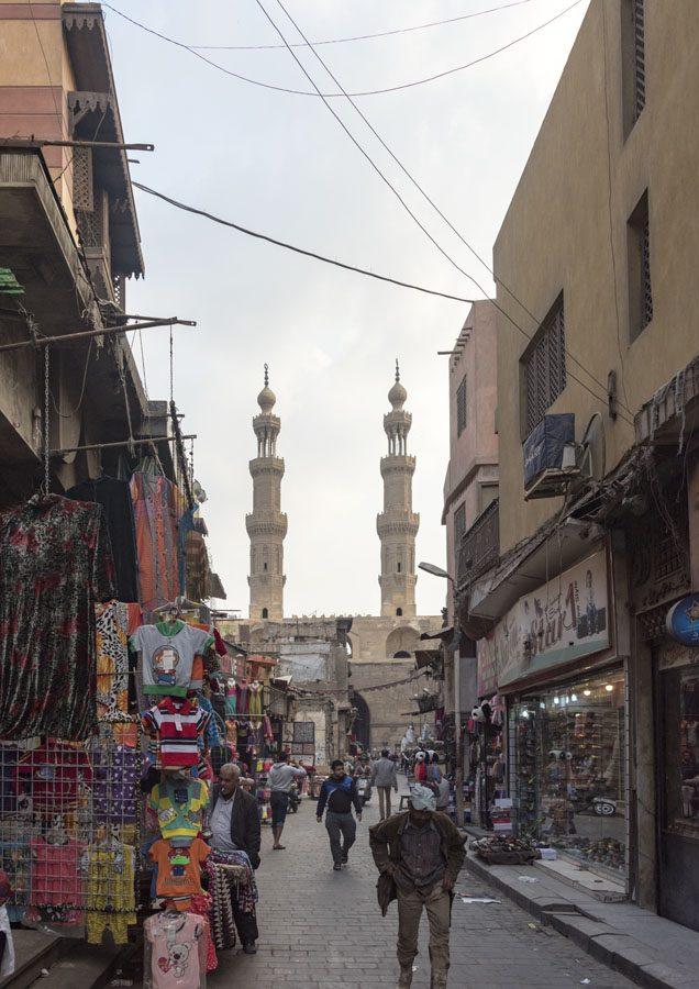 cairo islamic quarter