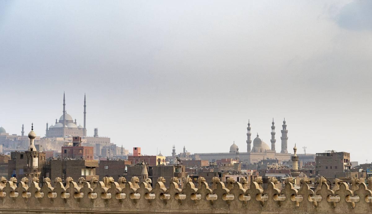 cairo minaret view