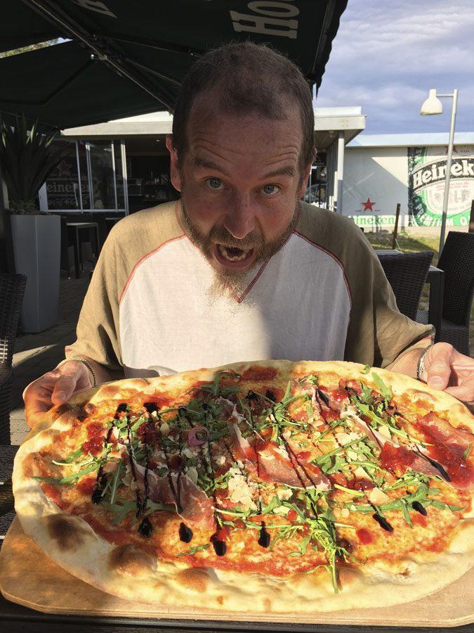 kultaranta pizza