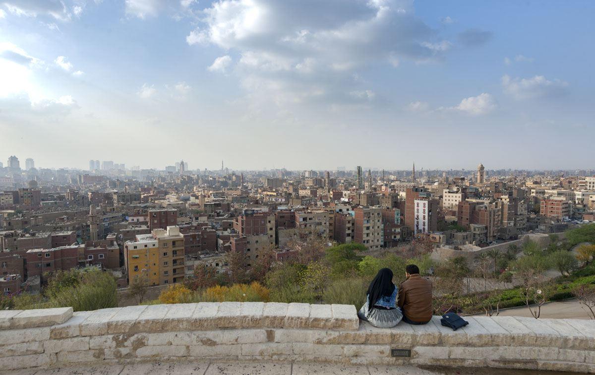 lovers al azhar park cairo