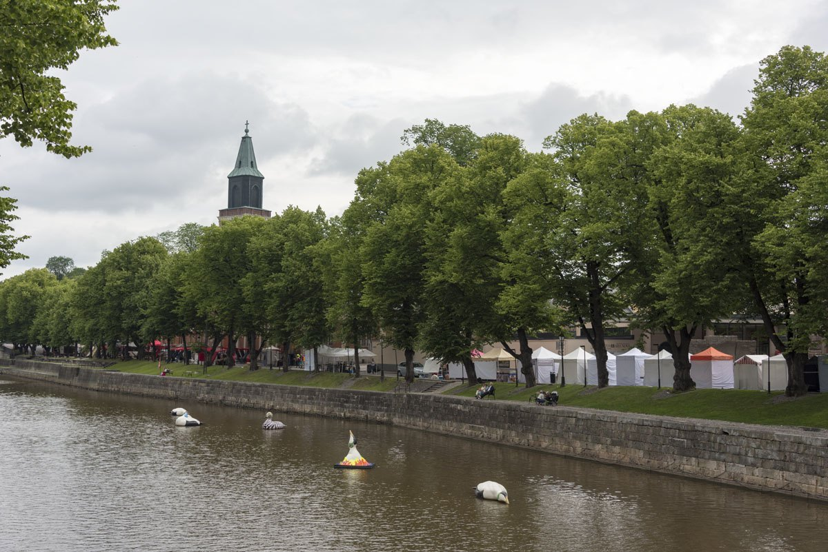 turku aura river