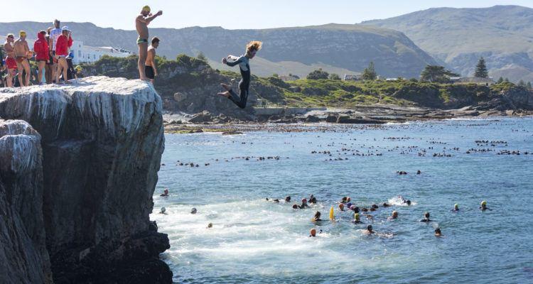 walker bay xtreme first jump