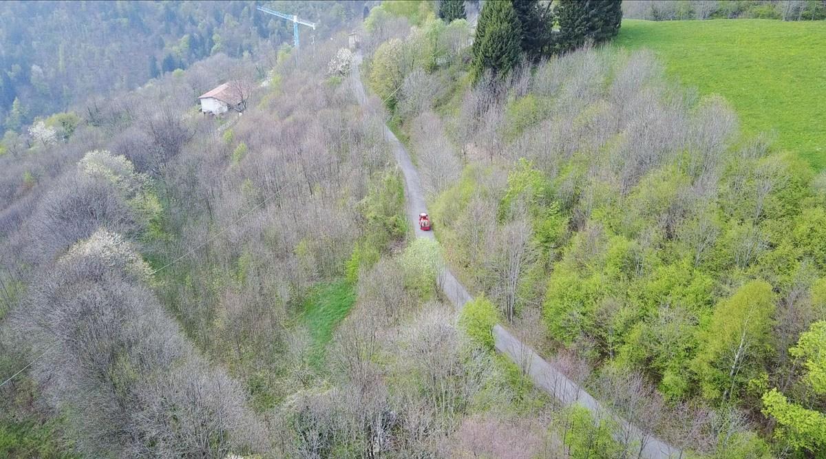 cespe road aerial