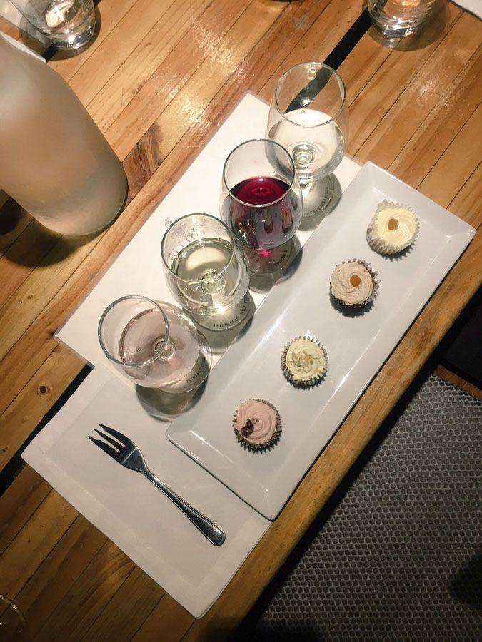 delheim cupcakes