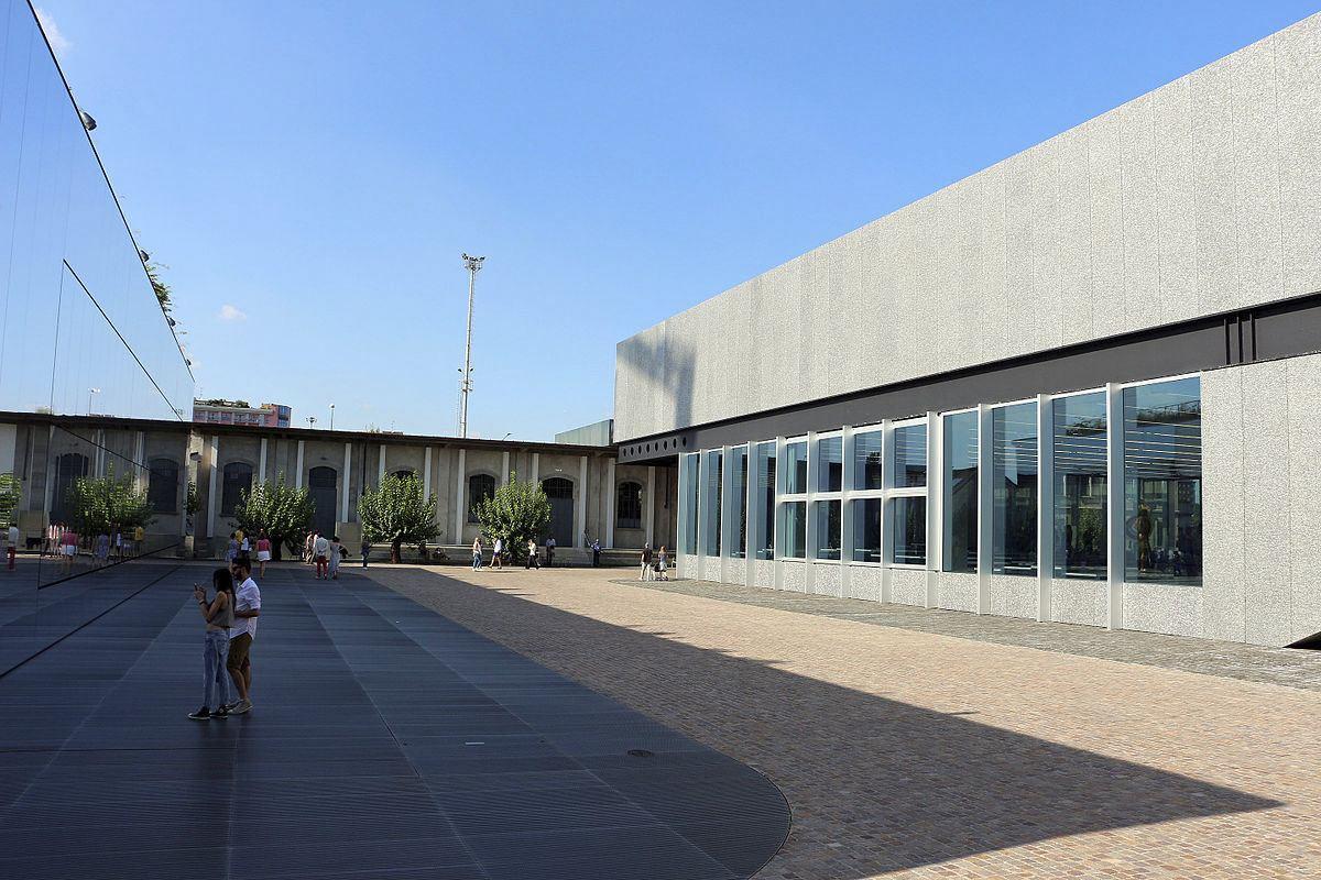 fondazione prada Milan