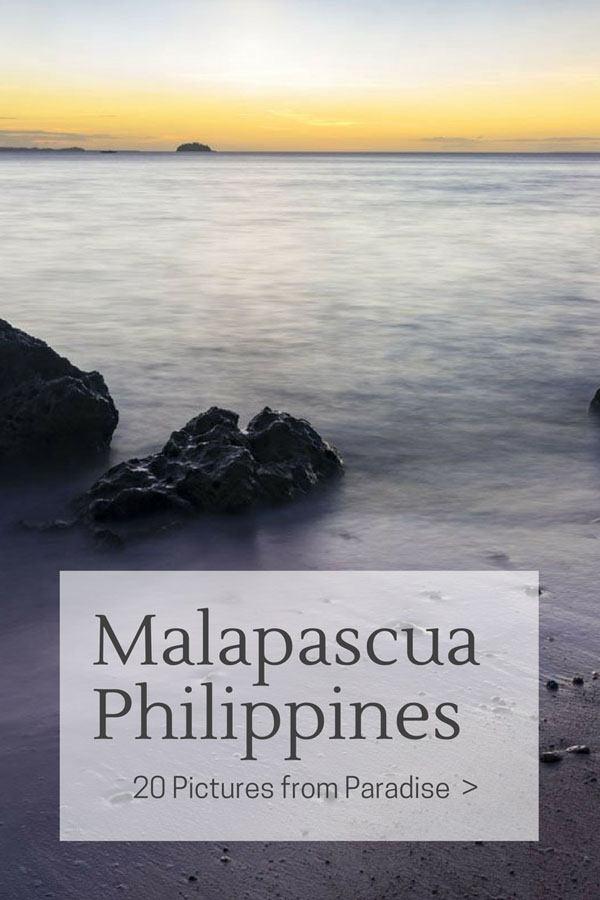 malapascua island pin