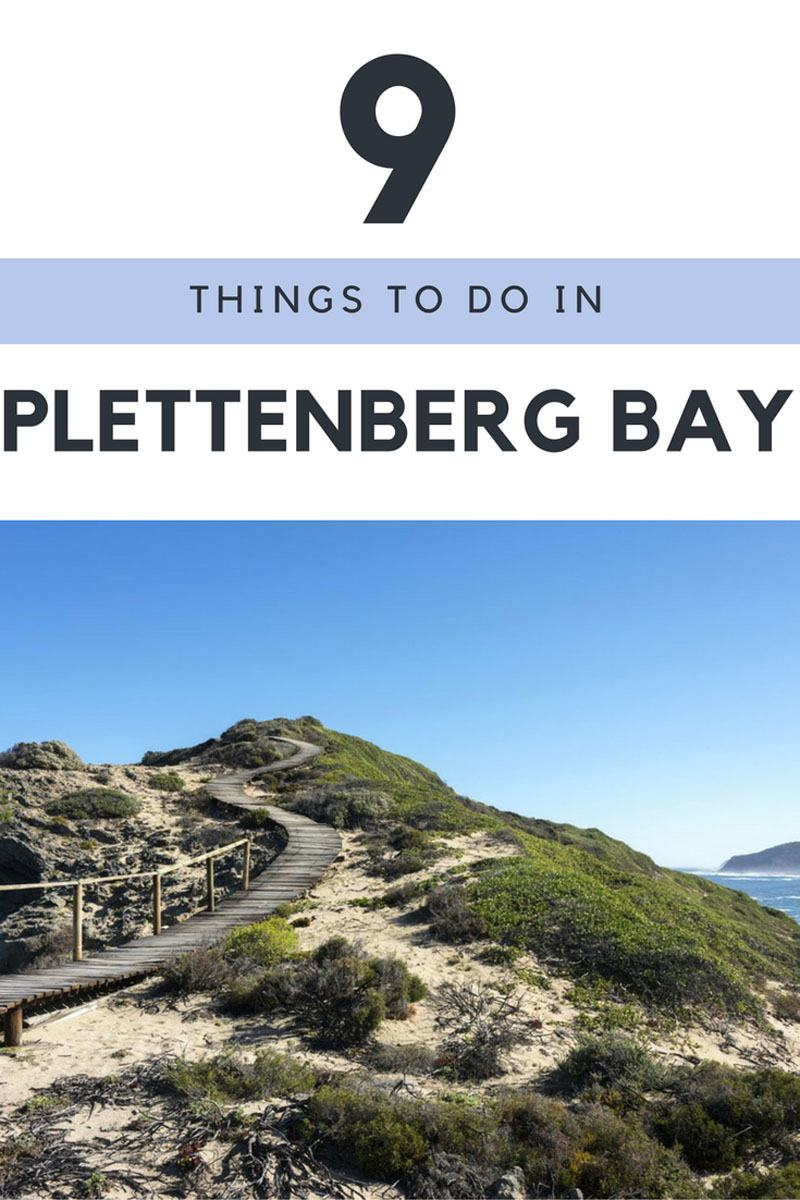 plettenberg bay things to do