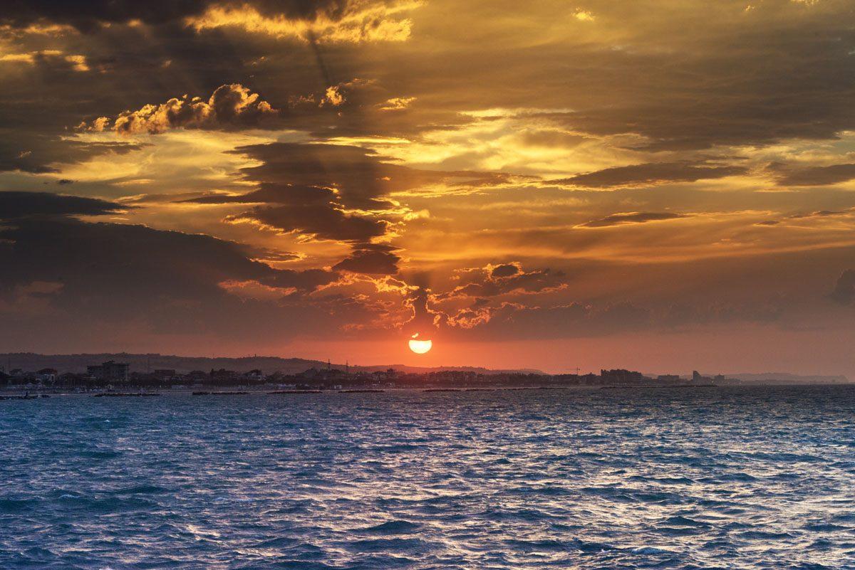 senigallia sunset