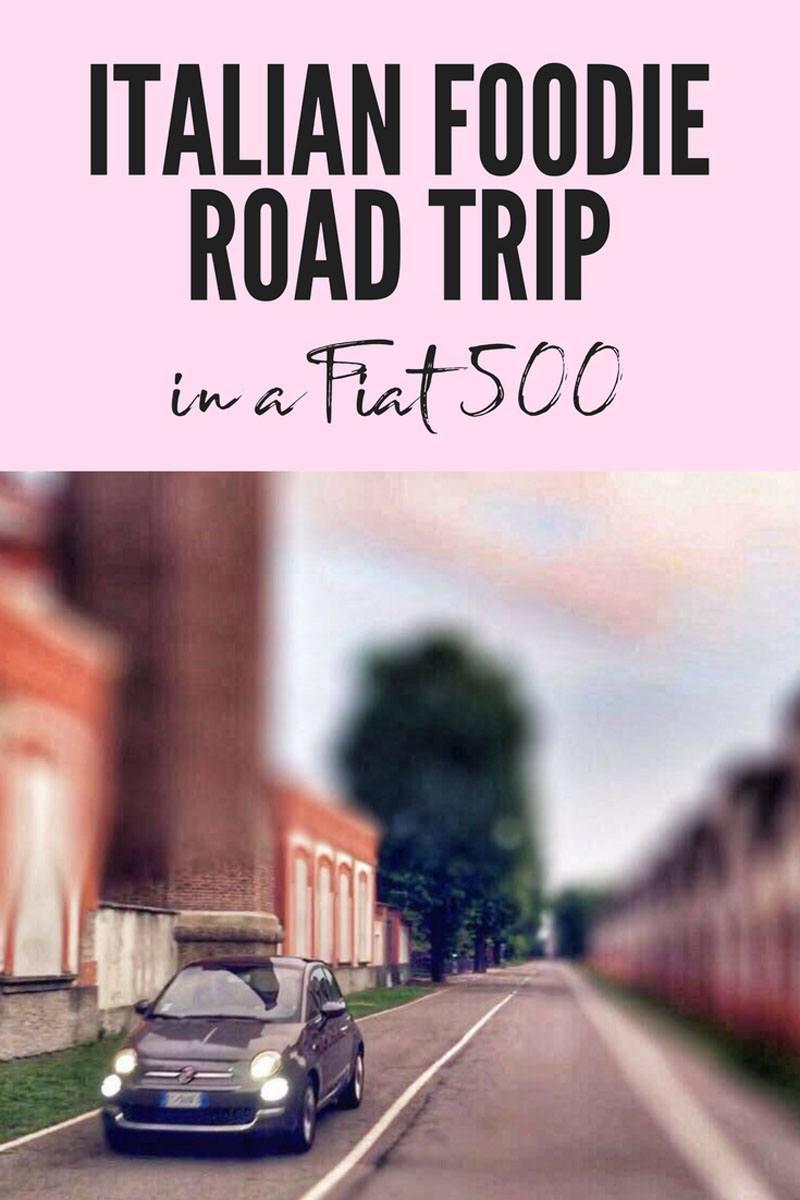 Foodie Road Trip 500