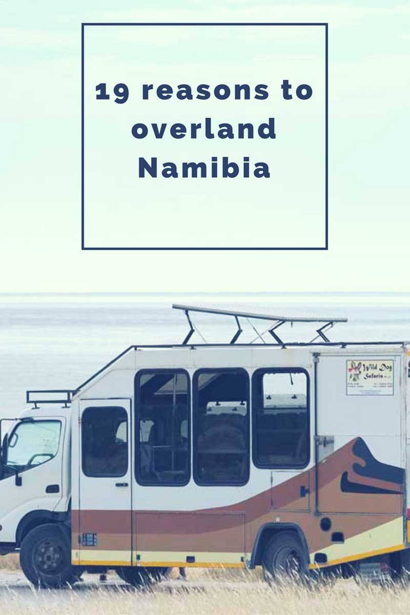 Namibia overland pin 3