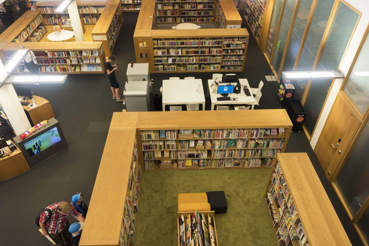 Library turku 2