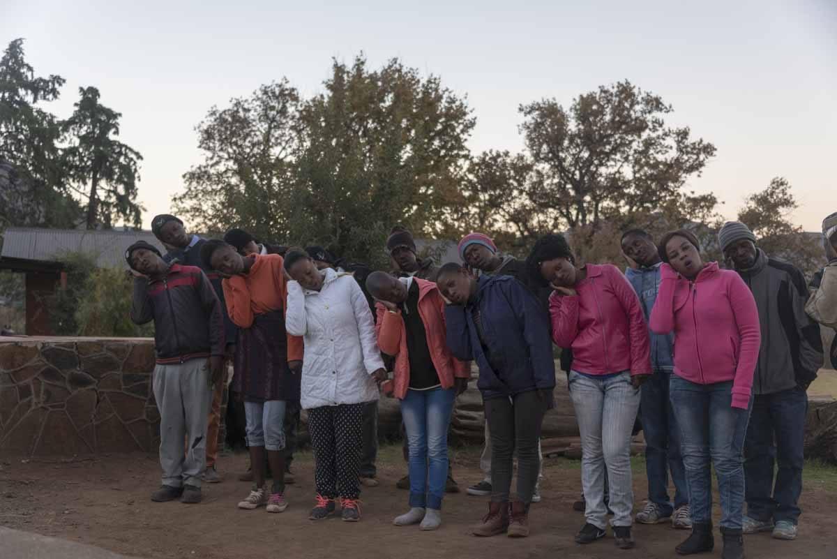 malealea community choir lesotho