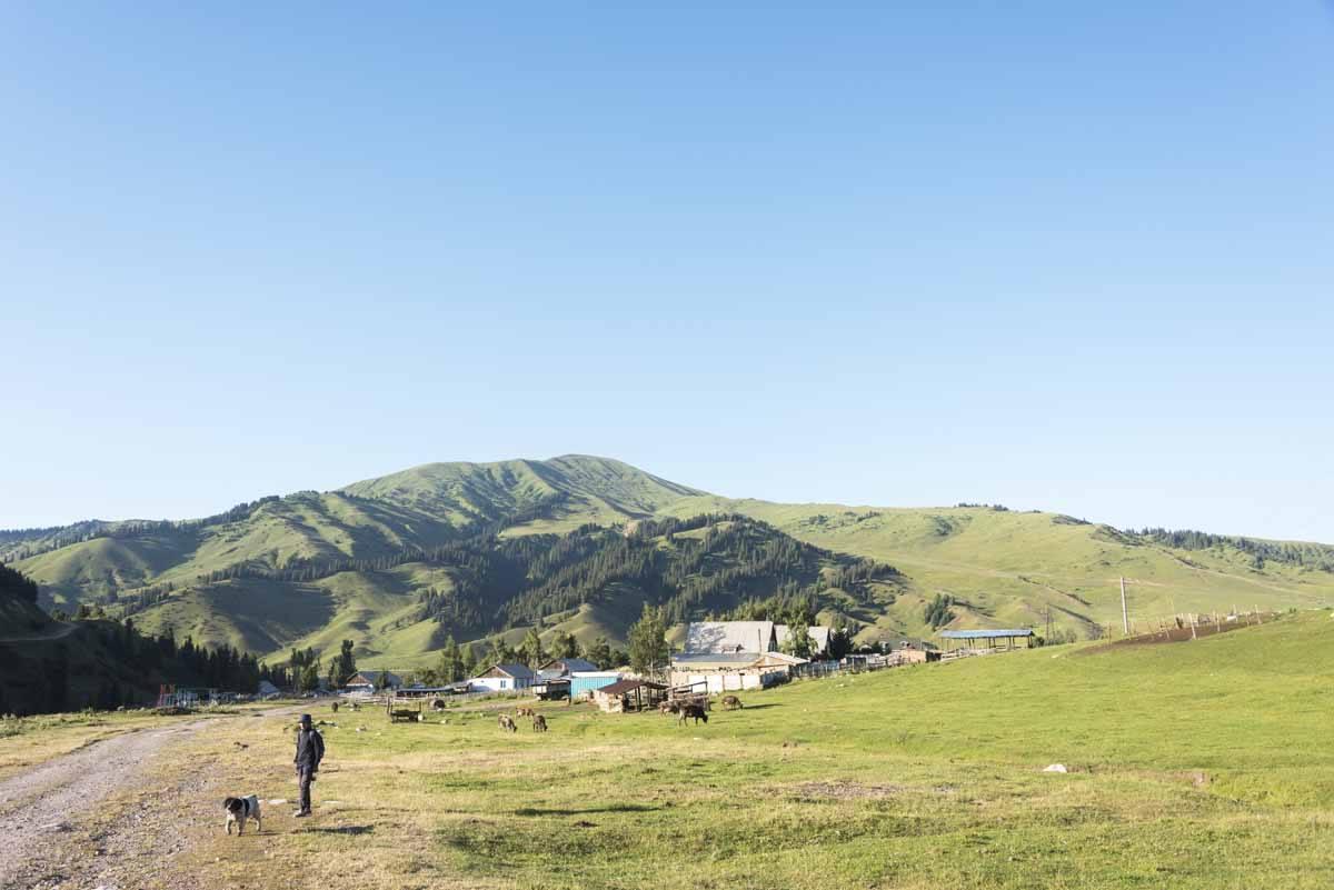 visit jyrgalan village