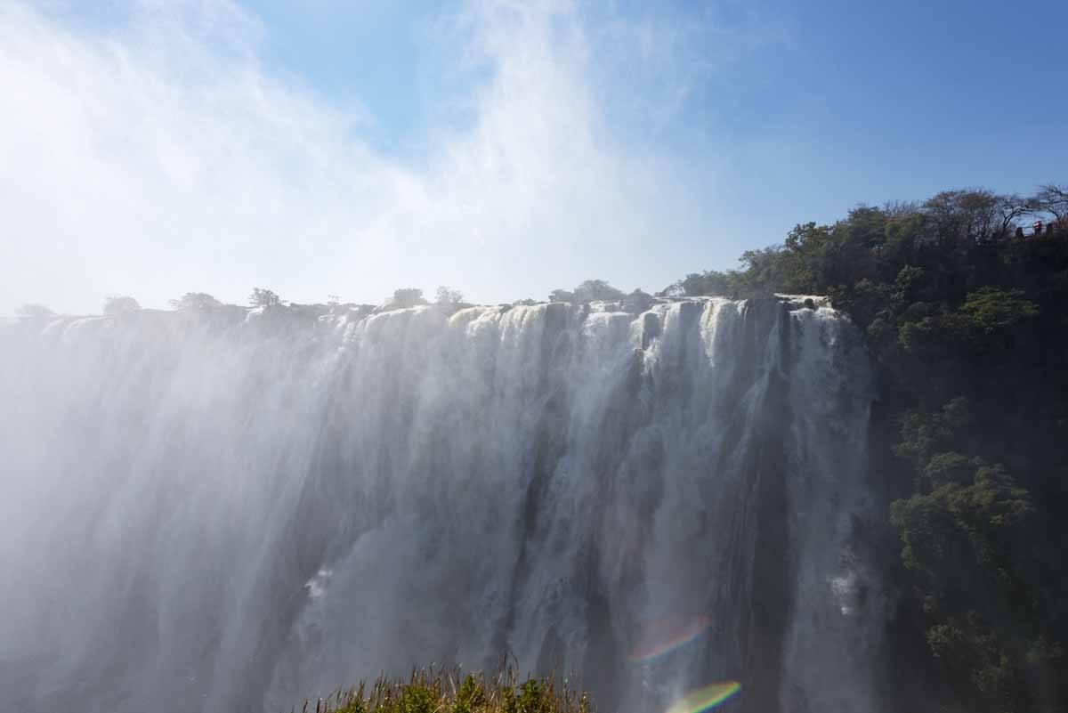 victoria falls horseshoe waterfall