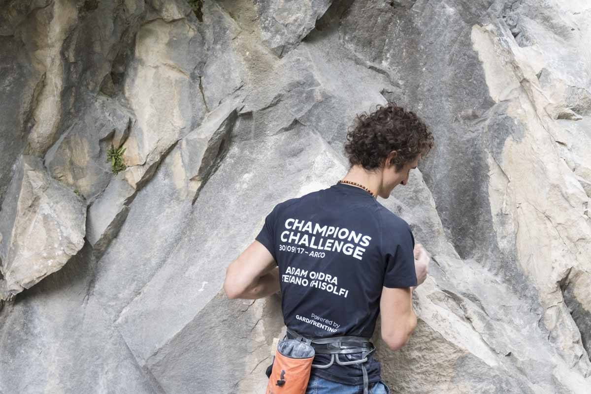 adam ondra arco trentino rock climbing