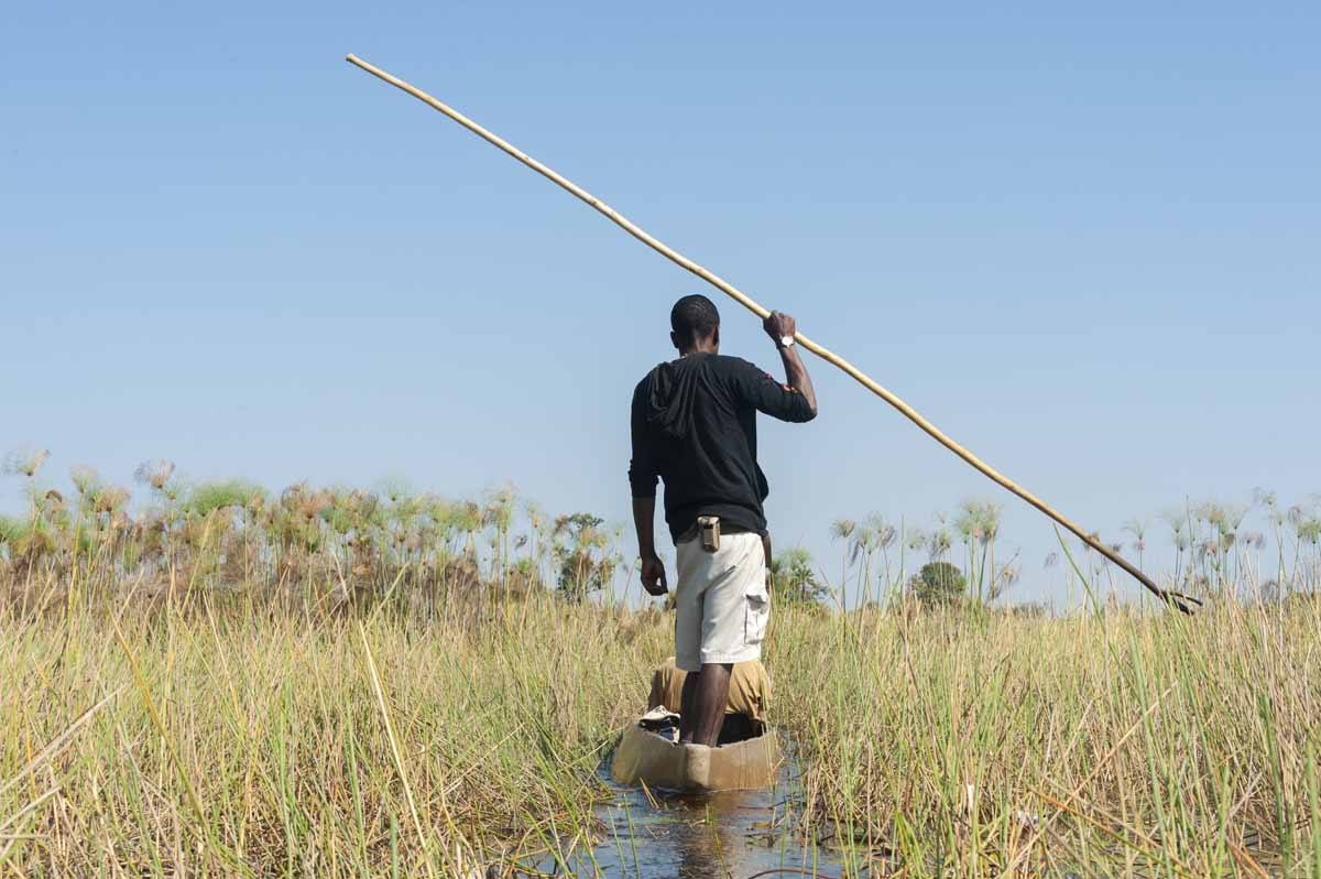 things to do in botswana okavango delta