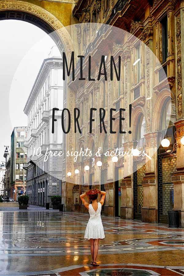 free milan pin