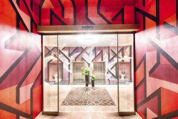 nyx hotel street art milan
