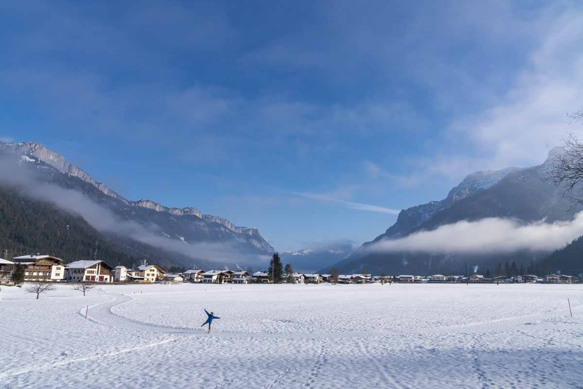 waidring winter tirol