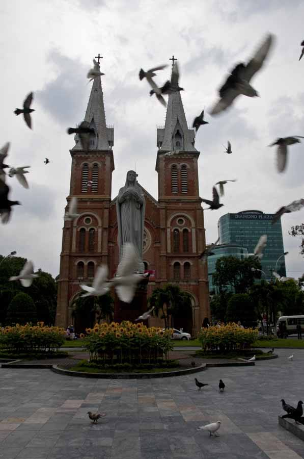 HCMC cathedral