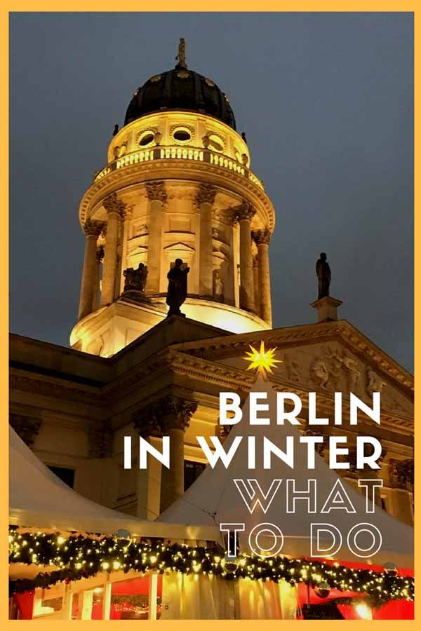berlin in winter what to do