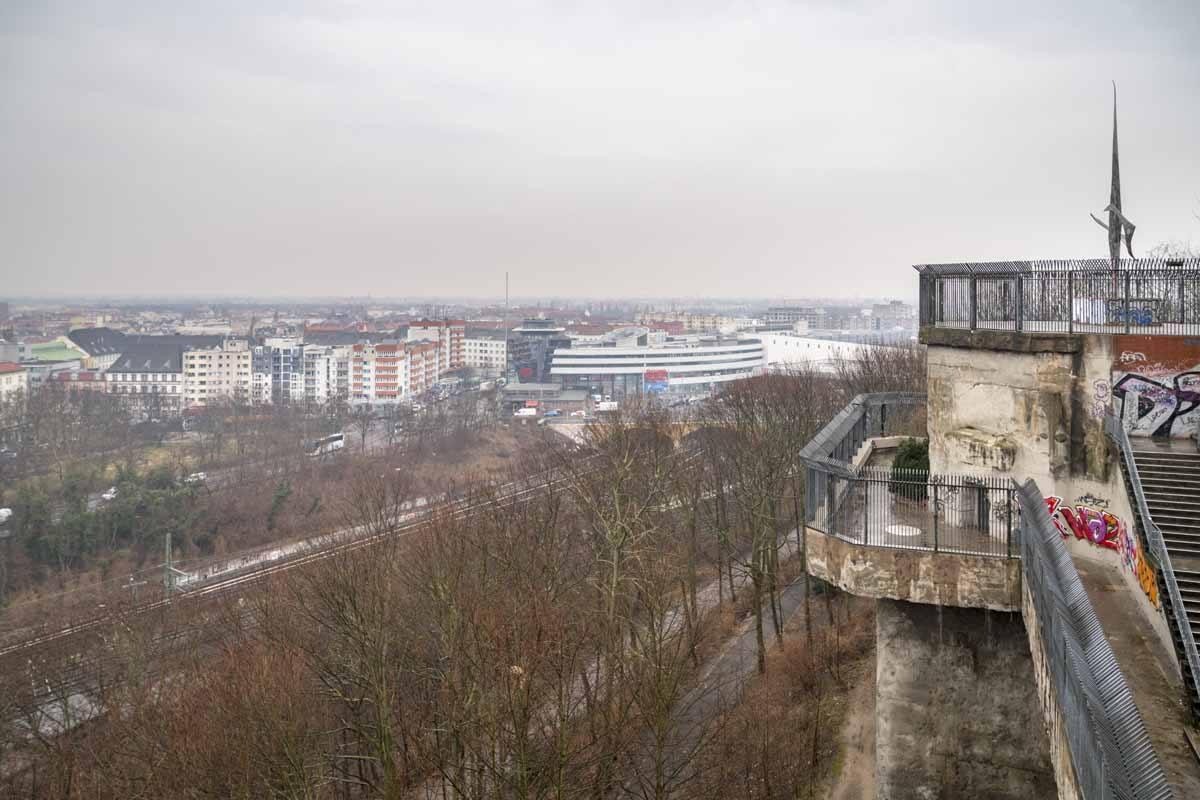 flaktower gesundbrunnen berlin
