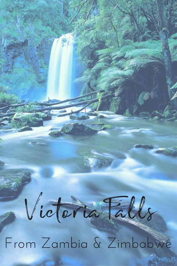 Vic Falls pin