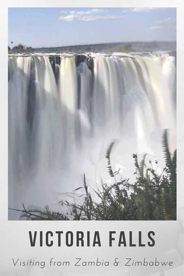 Vic Falls zimbabwe pin