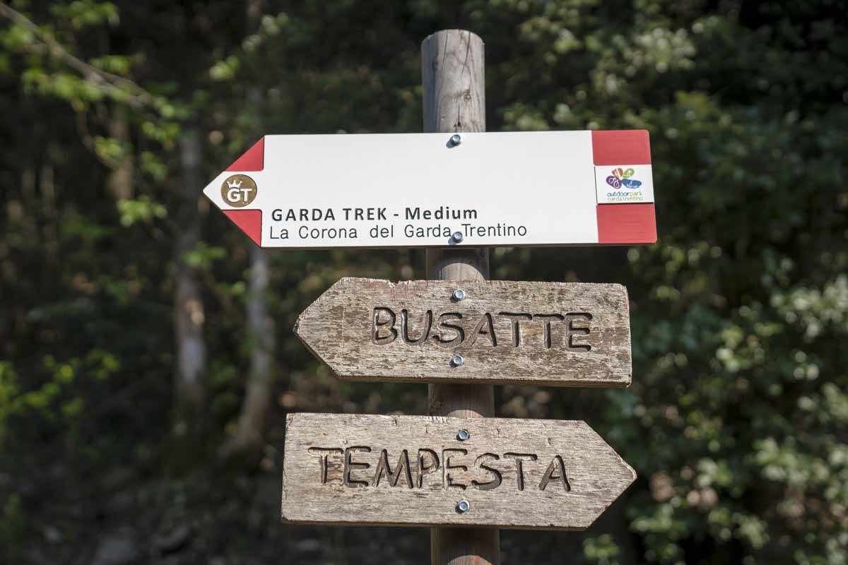 gardatrek signs