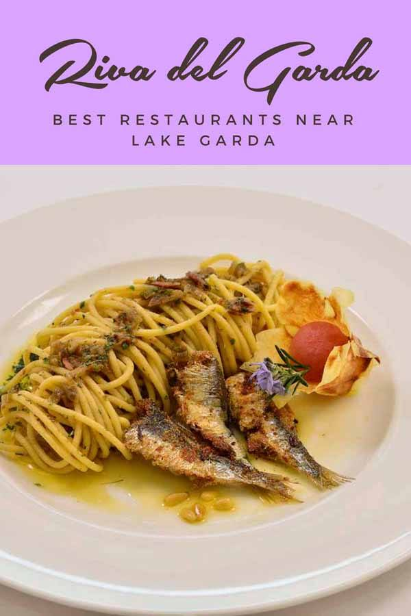 restaurants riva del garda pin