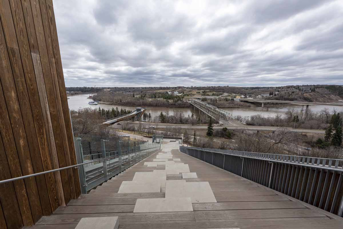 things to do in edmonton funicular
