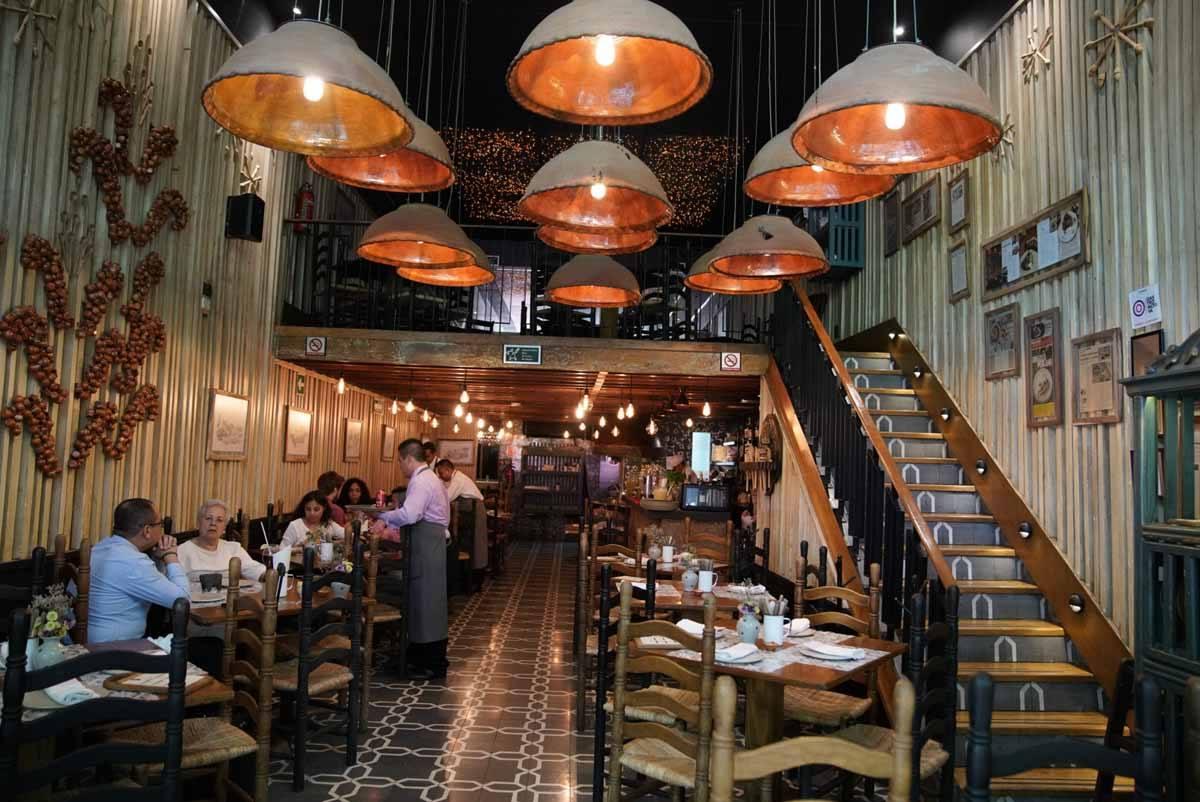 restaurant colonia roma mexico city