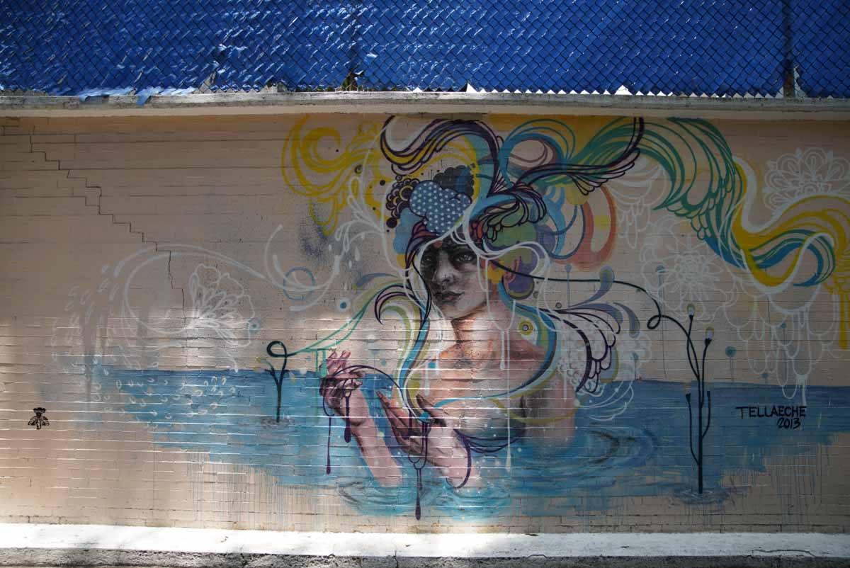 street art colonia roma 2