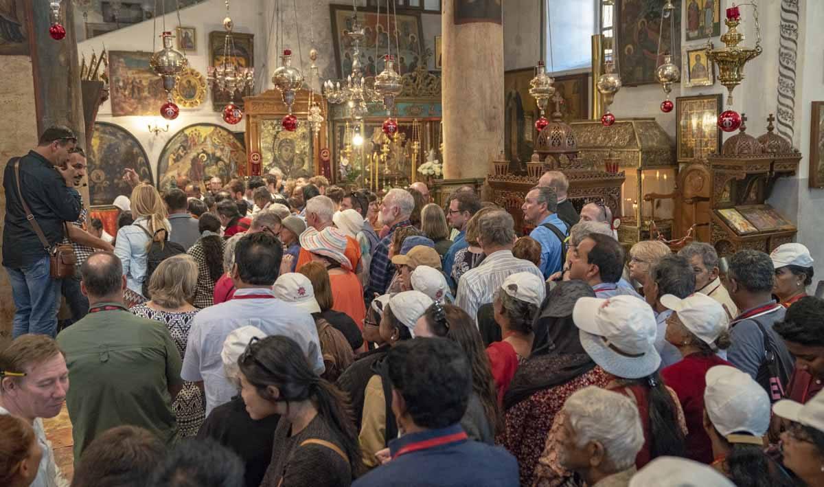 bethlehem church nativity