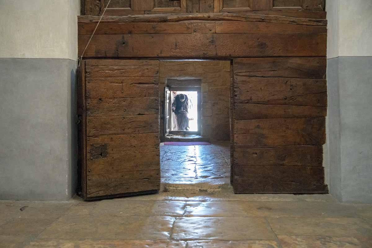 bethlehem entrance nativity church