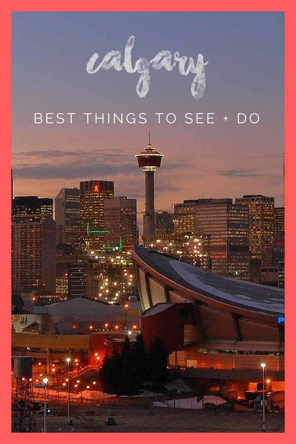 cool places to see in calgary pin
