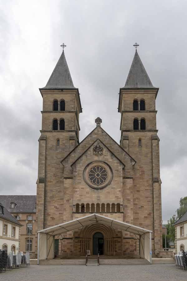 echternach abbey luxembourg
