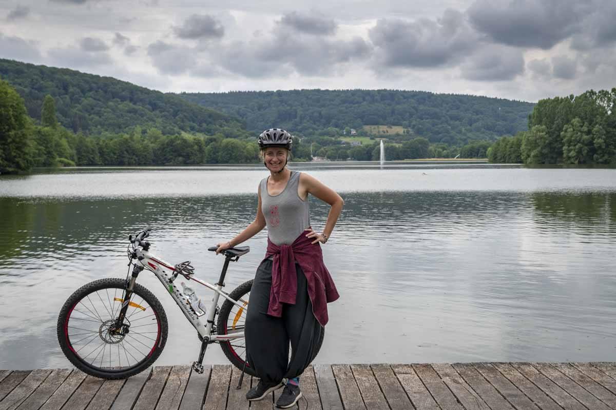 echternach lake luxembourg