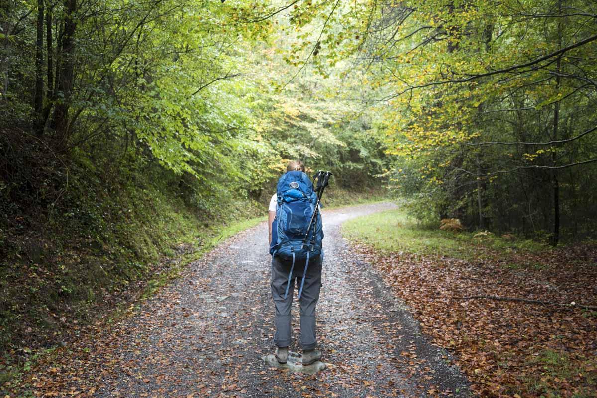 hiking gr1 catalunya