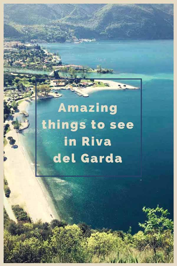 things to see in riva del garda pin