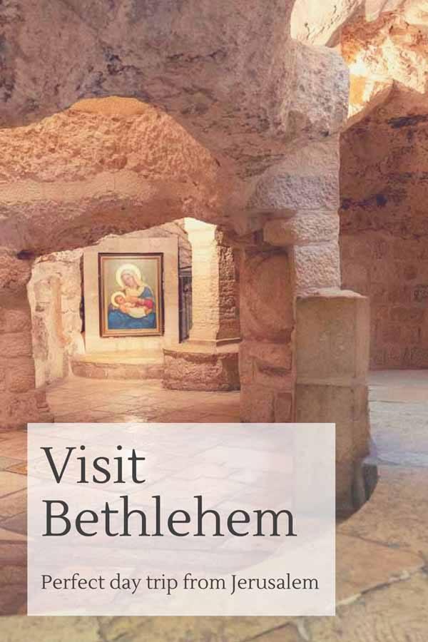 visit bethlehem pin