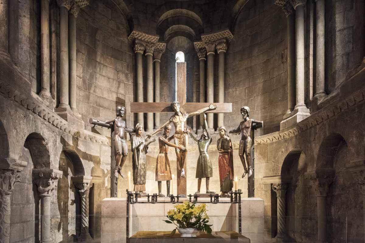 sant joan de las abadeses monastery