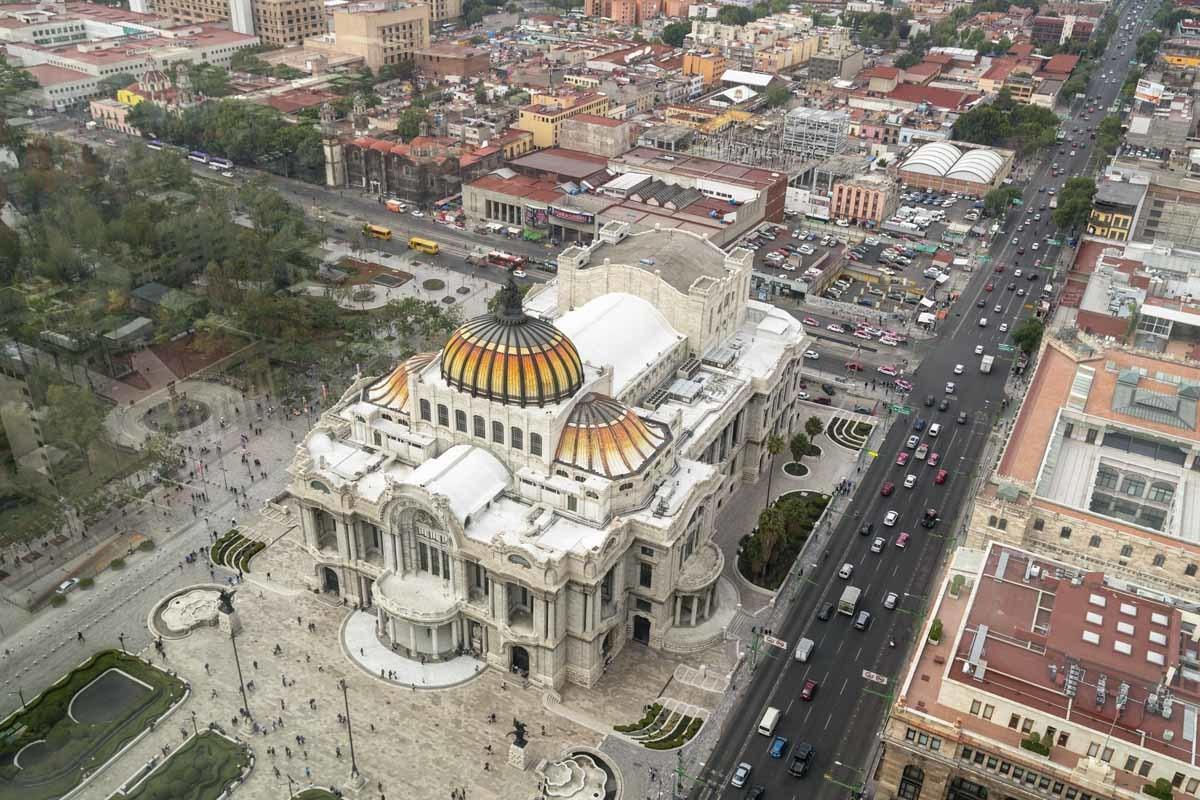 bellas artes mexico city 72 hours