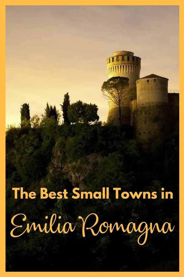 best towns in emilia romagna pin