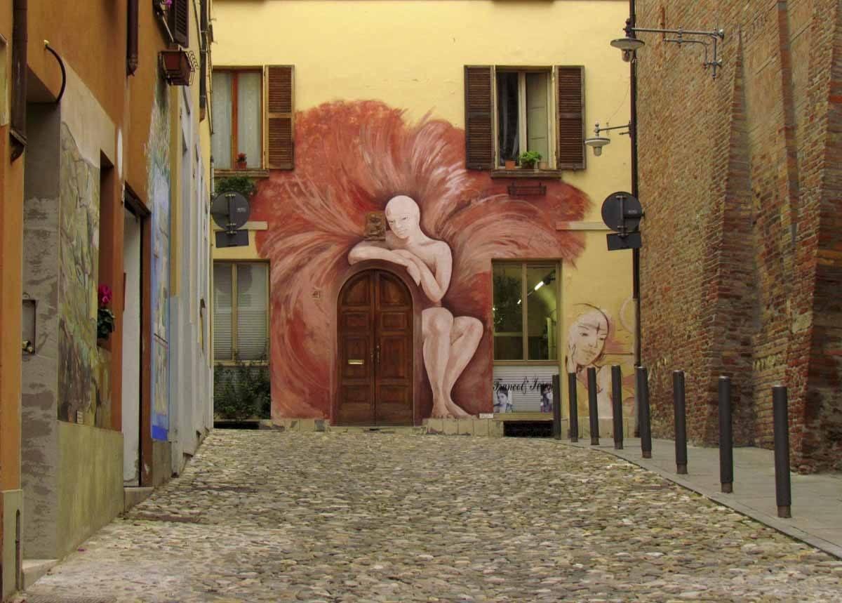 small town emilia romagna dozza