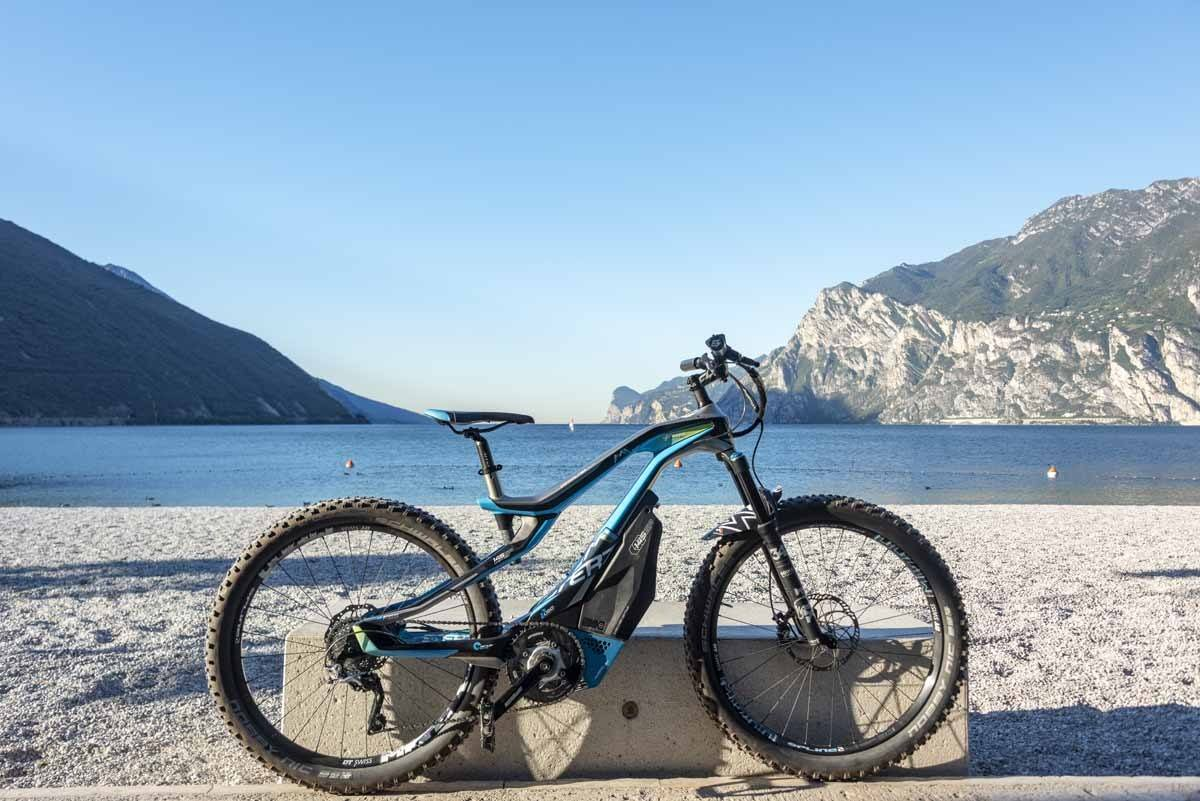 lake garda mountain bike