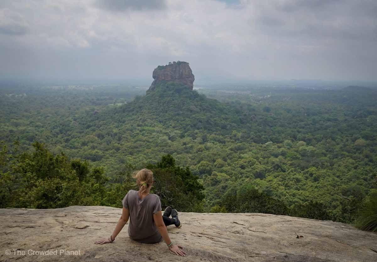 sri lanka itinerary pidurangala