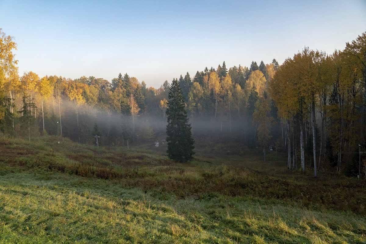 autumn sigulda