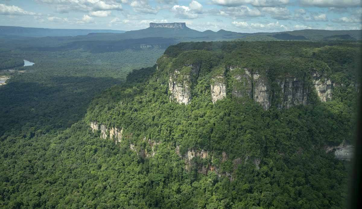 tepui guyana south america