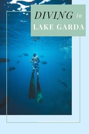 diving in lake garda guide